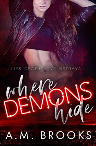 Where Demons Hide by [Brooks, A.M.]