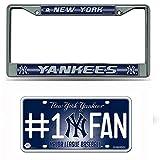 Rico Industries New York Yankees MLB Glitter