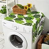 Dezapuby Dust-Proof Refrigerator Cover Cotton