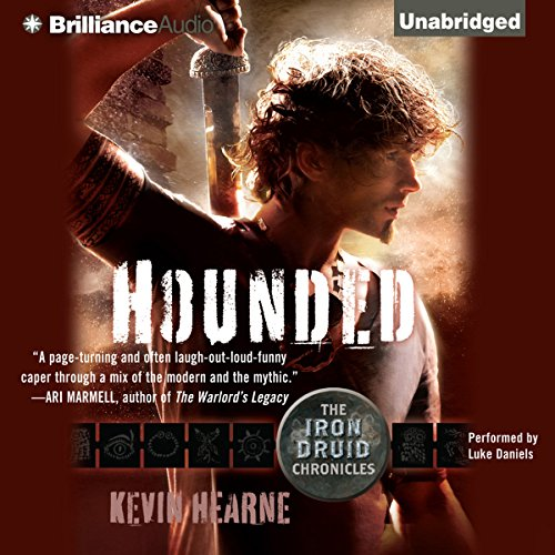 Pdf Fantasy Hounded: The Iron Druid Chronicles, Book 1