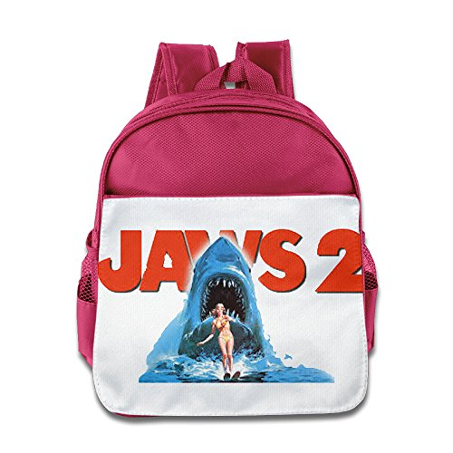 ^GinaR^ Jaws 2 Mischievous Children's - Mcqueen Bag Steve