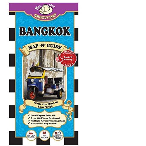 Groovy Guide Bangkok (2017) 19th Edition (Bangkok Map)