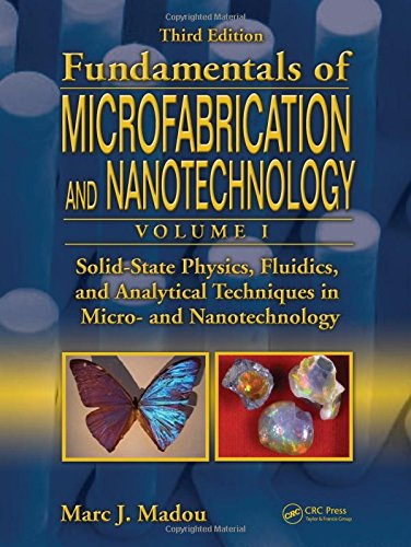 (Solid-State Physics, Fluidics, and Analytical Techniques in Micro- and   Nanotechnology)