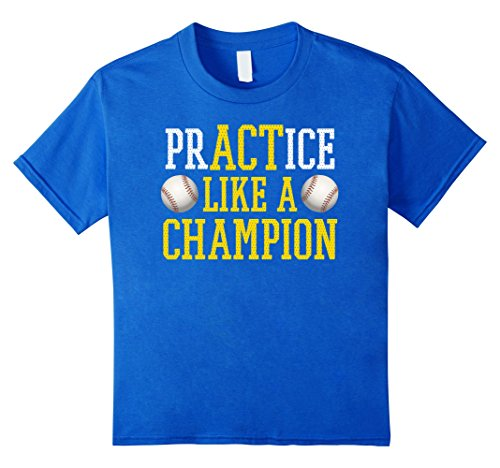 Champion Baseball T-Shirt - 4