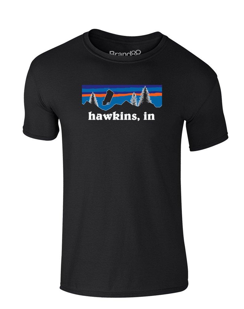 Hawkins Indiana Printed Shirts