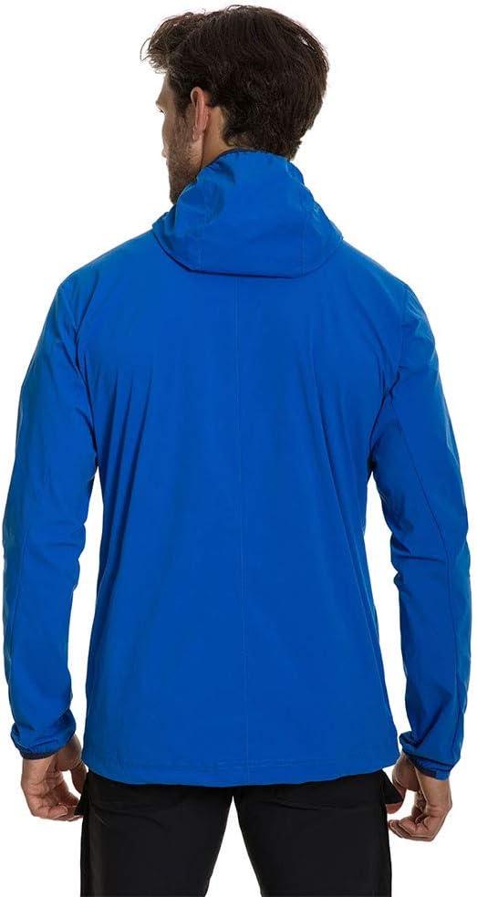 Berghaus Mens Theran Half Zip Hooded Jacket