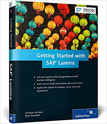 Getting Started with SAP Lumira, SAP BI