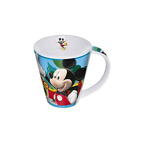 Amazon.com : DISNEY|MICKEY Taza Mickey Mouse en caja ...