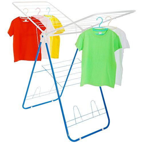 UPC 746856915517, VECELO Economic Collapsible Folding Clothes Drying Rack/Stand