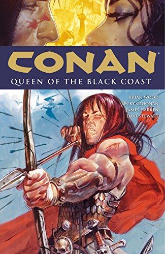 Conan Volume 13: Queen of the Black Coast