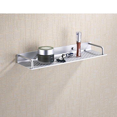 single rack/space aluminium storage racks/Kitchen storage racks/Bathroom cosmetics-B durable modeling