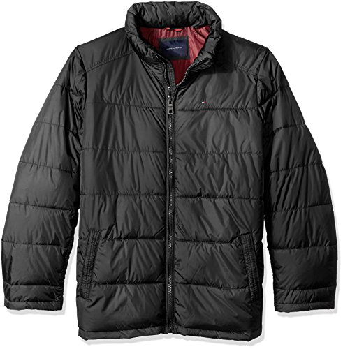 Tommy Hilfiger Midweight Quilted Puffer