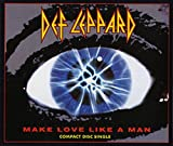 MAKE LOVE LIKE A MAN CD UK BLUDGEON RIFFOLA 1992