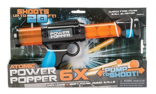 HOG WILD Toys 6X Atomic Power Popper HW 54001