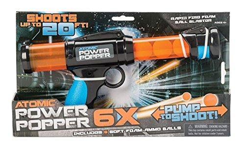 HOG WILD Toys 6X Atomic Power Popper HW 54001