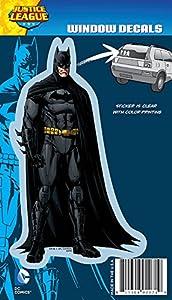 DC Comics Car Window Decal at Gotham City Store