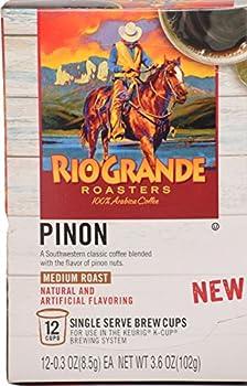 Rio Grande Roasters Pinon Coffee Single Serve K-Cups (24 pack)