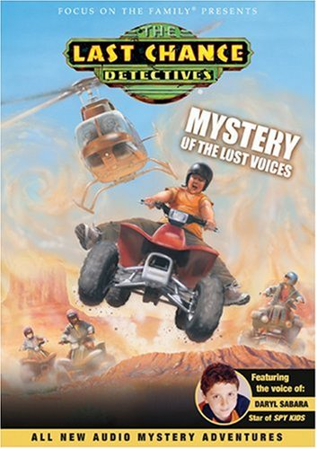 Mystery of the Lost Voices (Last Chance Detectives)