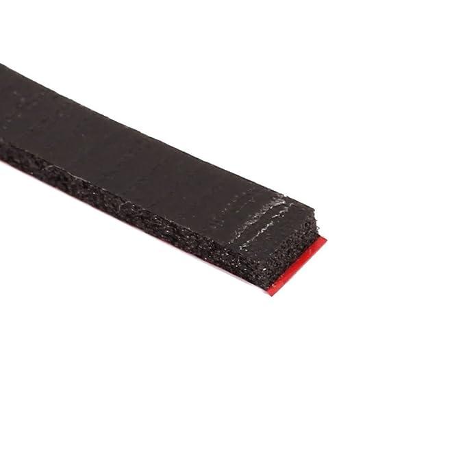 eDealMax 5pcs 8 mm de espuma de doble cara adhesiva a prueba ...