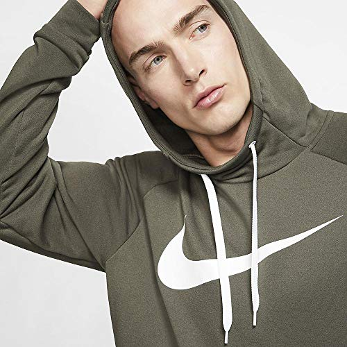 Nike mens Men's Nike Hoodie Pull-over Swoosh