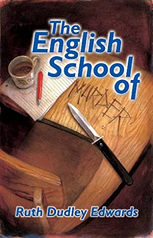 book cover of The English School of Murder