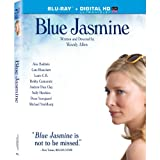 Blue Jasmine (Blu-ray + Digital HD with UltraViolet)