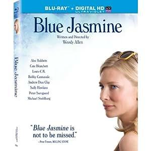 Blue Jasmine (Blu-ray + Digital HD with UltraViolet)