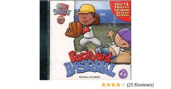 Amazon com: Backyard Baseball: Software
