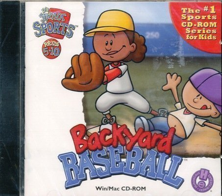 Amazon Com Backyard Baseball Software