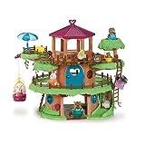 Woodzeez Family Treehouse Playset