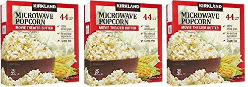 kirkland popcorn microwave - 6