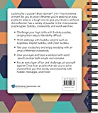 Brain Games - 3-In-1: Word Search, Crosswords