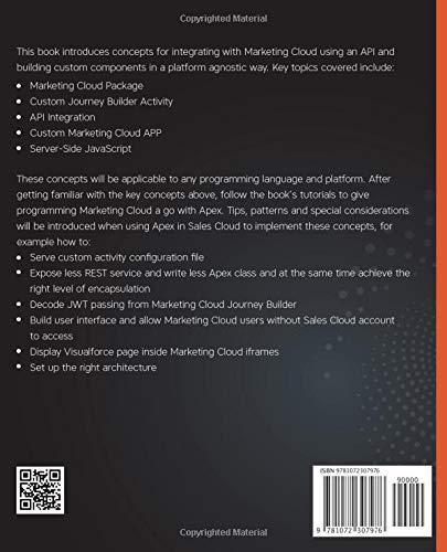 Programming Salesforce Marketing Cloud Zhou Zhongchen 9781072307976 Amazon Com Books