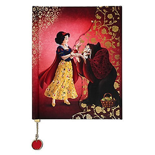 Disney Snow White Evil Queen Hag Fairytale Journal Fairytale Designer Collection