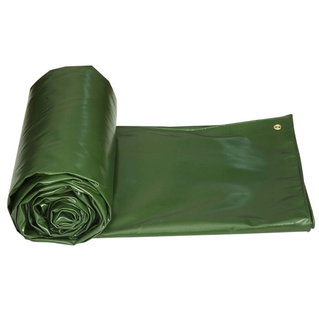 Zeltplanen Canvas Plane Rainproof Cloth Wasserdichte Poncho Markise Thick Linoleum Shade Sonnenschutztuch - Multi Größe Options (größe   3  4M)