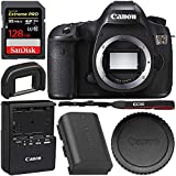 Canon EOS 5DS DSLR Camera (Body Only) with SanDisk Extreme PRO...