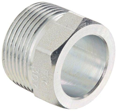 Eaton Weatherhead 105X12 Steel Inverted Flare Brass Fitting, Nut, 3/4