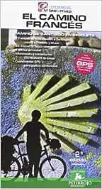 El camino francés en bicicleta (Bicimap (petirrojo)): Amazon.es: H ...
