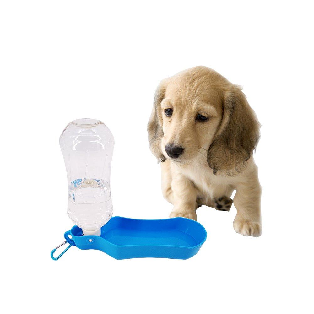 Nasalmate Trinkflasche für Hunde Wasserspender für den Hundetränke ...