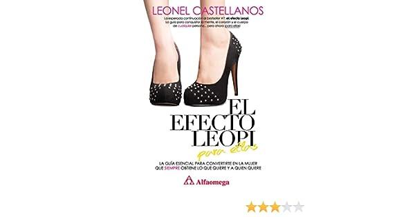 El efecto Leopi para ellas eBook: Leonel CASTELLANOS: Amazon.es ...