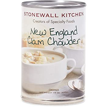 STONEWALL KITCHEN 15oz New England Clam Chowder