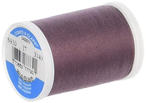 Coats Thread & Zippers Abrigos de Hilo y Cremalleras Dual Deber XP General Purpose Hilo,