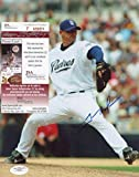 Trevor Hoffman Autographed Picture - 8x10 W F65651 - JSA Certified - Autographed MLB Photos