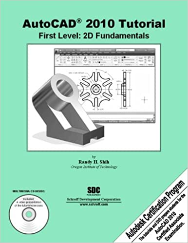 Amazon Autocad 2010 Tutorial First Level 2d Fundamentals