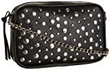 Steve Madden BMighty Small Cross-Body,Black,one size