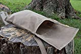Traditional Haversack, Waxed Canvas Messenger
