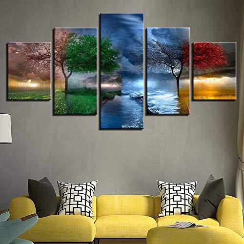 mmwin Impresiones en HD Decoración para póster Sala de Estar en el ...