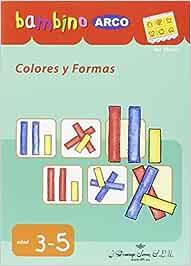 BAMBINO ARCO. Colores y formas