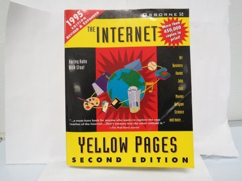 the-internet-yellow-pages-harley-hahns-internet-and-web-yellow-pages