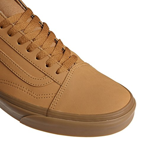 Unisex Old Skool Vansbruck Mono Adulto Light Vans U Zapatillas Gum qI1vCSwI